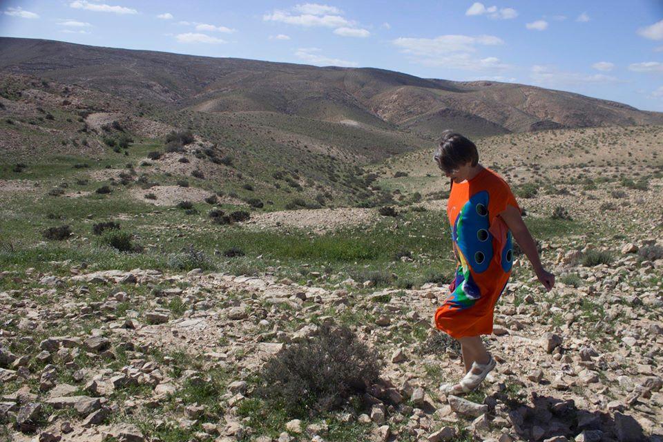 Всесильный дух пустыни